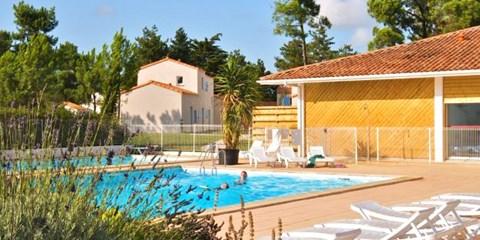 Dès 360€ -- France : campings & résidences à la mer jsq -54%