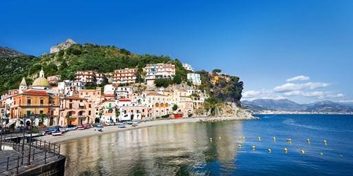 699 € -- Amalfiküste & Capri: Rundreise mit Flug, -200 €