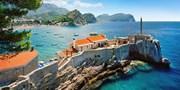 874 € -- 8 Tage Montenegro mit Dubrovnik & Ausflügen, -200 €