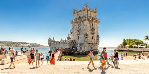 598 € -- 10 Tage Portugal mit Lissabon & Algarve, -200 €