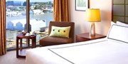 $155 -- Vancouver Airport Hotel w/8 Days Parking, 40% off
