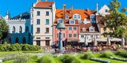 ab 87 € -- Flugsale: Finnland & das Baltikum entdecken