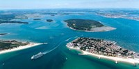 £4.75 -- 75-Min Scenic Poole Harbour Cruise, 44% Off