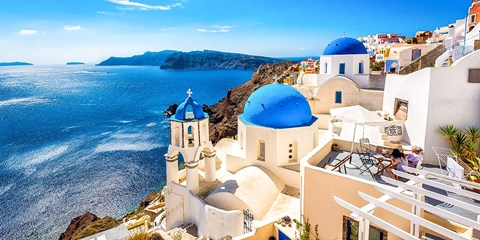 $69,999 -- 希臘 10 天,悠遊愛琴海藍白小島、太陽的後裔拍攝地