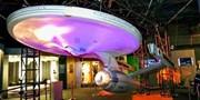 可看可玩可创造的星际穿越展览!告诉你浩瀚宇宙的秘密 勾起探索的好奇 超长展期 春节可用
