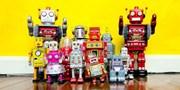 萌智启赋 送孩子去探索【智能世界】!机器人设计及操控寒假体验营 会员专享特惠