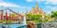 ¥7,580 -- 双奢华酒店搭配新航直飞! 新加坡自由行 含2晚丽思卡尔顿+2晚圣淘沙五星酒店 亲子度假首选