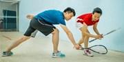 风靡欧美的室内运动!灵动壁球俱乐部零基础壁球体验 会员专享多项特惠