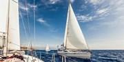比市区低 5℃ !去滴水湖帆船俱乐部避暑【会员特惠】 2 大 1 小同游模拟航线+儿童 op 帆船