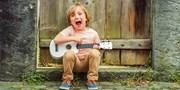 ¥580起 -- 气质养成 艺术体验之亲子假期!京郊音乐小镇 吉他DIY+非遗年画制作等 包三餐&住宿 周末/节假特别班