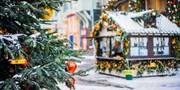 魔都 X'mas地图!暖心小物/节日演出/圣诞老人【会员福利赠票】去圣诞集市找白胡子老头要礼物