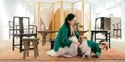 """罗袍苏绣 中国娃娃的中国年新衣! """"仙女妈妈""""分享【手工童装定制】的传统之美"""