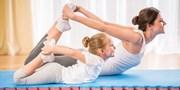 孙俪姚晨都带孩子去做瑜伽了!风靡全球的人气亲子活动【会员福利】特邀 8 组家庭瑜伽体验