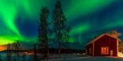 ¥9,999 -- 极光爆发年!深度芬兰 北极光圣诞老人村9天游 五星卡塔尔航空+极佳观测点特色小木屋 十二锋味同款