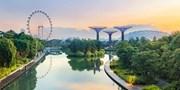 ¥3,850起 -- 双人2晚新加坡圣淘沙节庆酒店!人均不过千 含环球影城+SEA海洋馆+缆车票