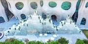 """透过""""时间的种子"""" 看百年后的上海!【会员福利赠票】带你去""""天空之城""""与未来相见"""