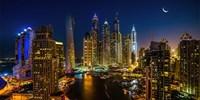 ¥8,888 -- 520情深新玩法!迪拜奢玩 6 天游 帆船旗下酒店 豪华游艇+加长豪车+沙漠狂野