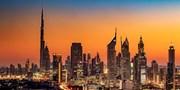 ¥3,999起 -- 五一限量优惠 免签拎包就走!迪拜+阿布扎比 6 日游 五星土豪航空 白天正航班