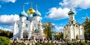 ¥7,999起 -- 【会员专享】俄罗斯+圣彼得堡+金环小镇8日 直飞全程四星 双点进出不走回头路