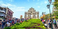 £2090pp & up -- 10-Nt China & Macao w/Flights, Stays & Guide