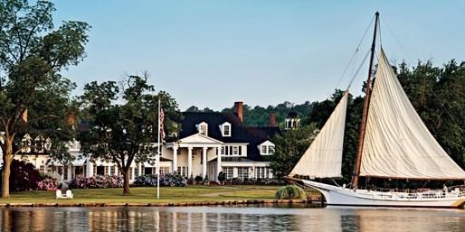 $199 -- Chesapeake Bay: 'World's Best' Inn, 50-55% Off