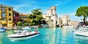 £799pp -- Greek Islands Cruise & Lake Garda Break w/Flights