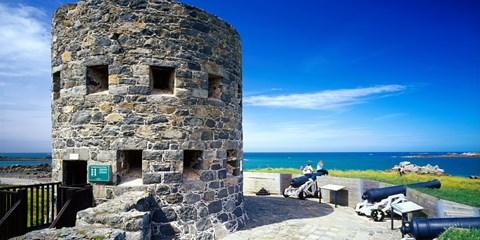 139€ -- Balade estivale sur l'île de Guernesey