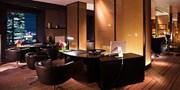 """¥18,250 -- """"都心の高級星ホテル×日本最大級600平米クラブラウンジ""""パノラマ絶景空間で夢心地のお籠りステイ"""