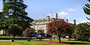 £99 -- Hampshire: Edwardian Mansion Stay w/Meals & Wine