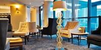 £109 -- Birmingham: 'Swanky' Hotel Stay w/Meals & Wine