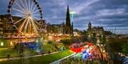£129 -- Edinburgh Christmas Market Stay, Save 52%