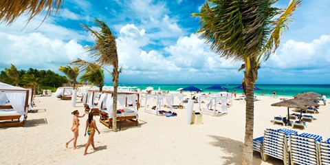 762€ -- Vacances au Mexique, vols inclus, au lieu de 1349€