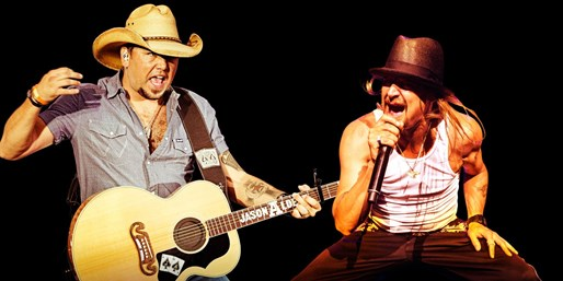 $49 -- Jason Aldean & Kid Rock at Fenway Park, Reg. $80