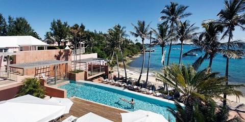 $249 -- Serene Bermuda Adults-Only Resort w/Breakfast & Golf