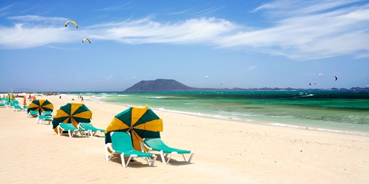 £389pp -- Canaries: 4-Star All-Inc Fuerteventura Holiday