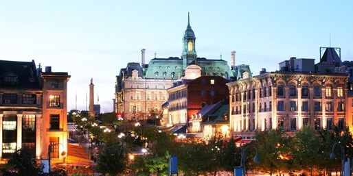$189-$209 -- Montreal Hotel Steps From the Bell Centre