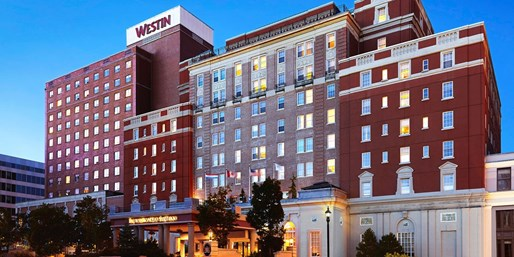 $115 & up -- Halifax: Westin Hotel Anniversary Sale, 20% Off
