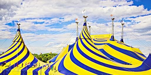 Toronto: Cirque du Soleil Show 'Luzia' w/Free Popcorn & Soda