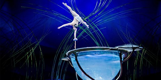 £37.25 & up -- 'Spectacular' Cirque du Soleil in Manchester