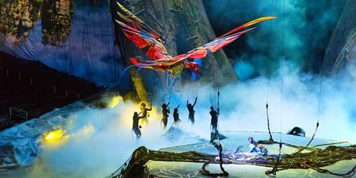 $79-$133 -- 2 Tickets: Cirque du Soleil Shows Nationwide