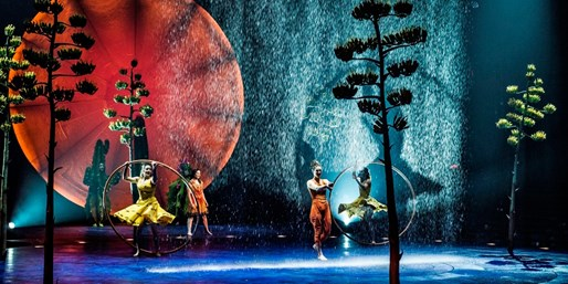 Cirque du Soleil in SF with Free Popcorn, Soda & Gift: $65