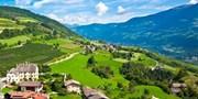109 € -- 4 Tage Südtirol mit HP, Wellness & Weinverkostung