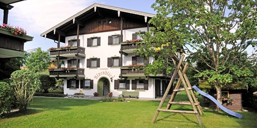 ab 66 € -- Apartments in den Chiemgauer Alpen & Inzell-Card