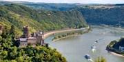 ab 99 € -- Urlaub im 3,5*-Hotel in Traumlage direkt am Rhein