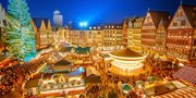 ¥89,800 -- ドイツ5都市クリスマスマーケット巡り6日間 2つの世界遺産付
