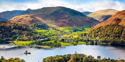 £139 -- Lake Ullswater Stay w/Gourmet Dinner & More, 42% Off