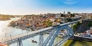 47€ -- Billetes bus ida y vuelta a Oporto, normalmente 84€