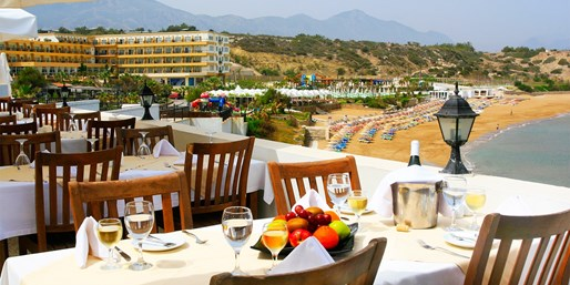 £299pp -- Luxury North Cyprus Holiday w/Meals, Save 45%
