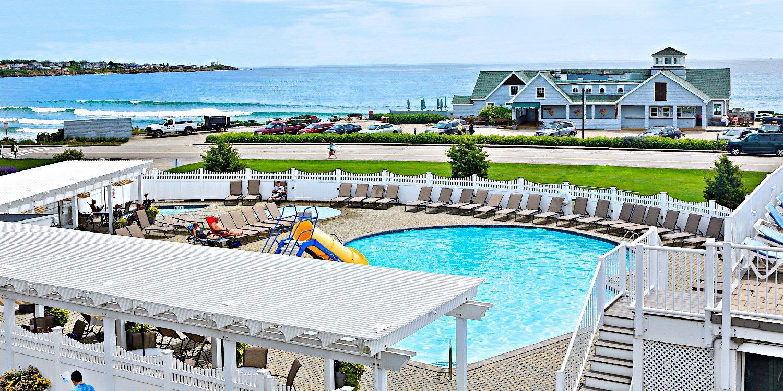 $115 -- Oceanfront Maine Hotel incl. Foliage Season, 45% Off