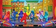 $25 -- Sesame Street Live: 'Let's Dance!'
